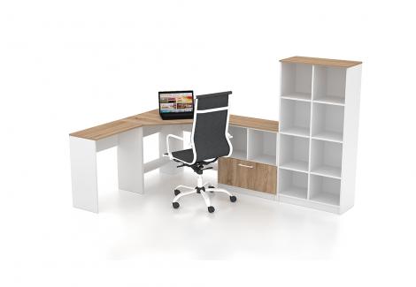 Комплект офисной мебели Simpl 28 Флеш-Ника