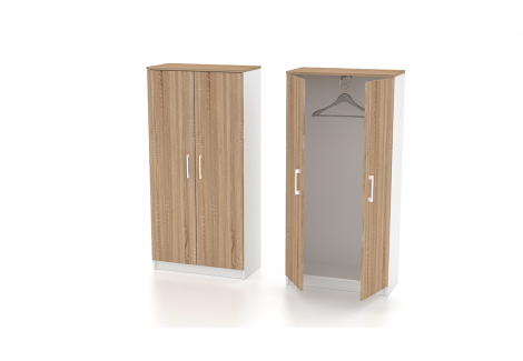 Шкаф для офиса Simpl Ш 3 Флеш-Ника