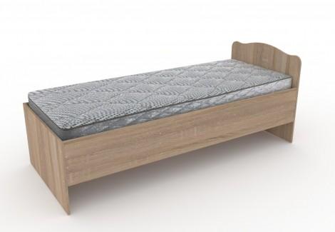 Кровать односпальная 80 Компанит
