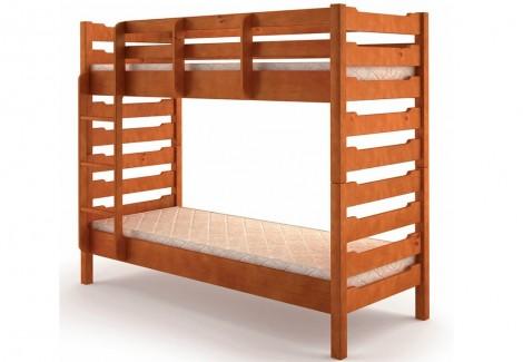 Кровать Троя двухъярусная Уют Микс Мебель