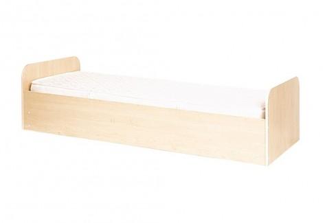 Кровать Саванна односпальная, без матраса Світ Меблів