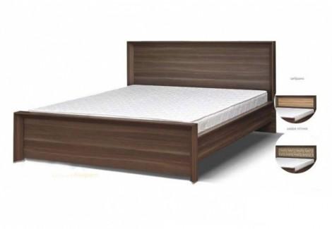 Кровать Палермо двуспальная без матраса и каркаса Свiт Меблів