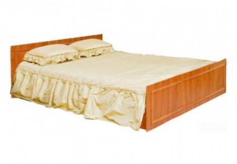 Кровать Ким двуспальная Світ Меблів