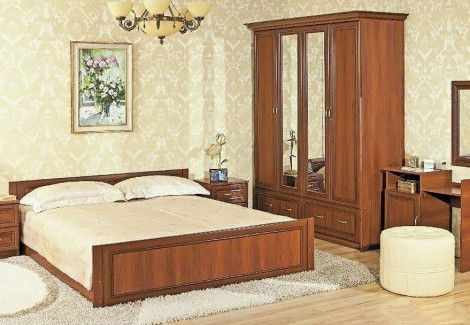 Спальня Соня Люкс БМФ