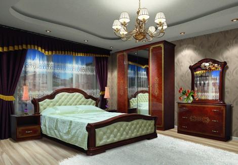 Спальня Венеция Нова Світ Меблів