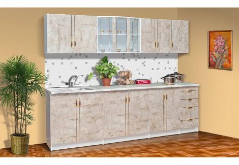 Комплект кухни Карина 2.6 м Світ Меблів