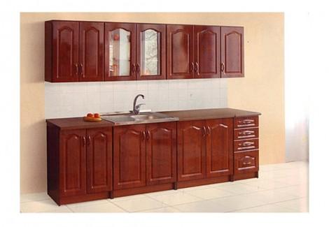 Комплект кухни Оля 2.6 м Світ Меблів