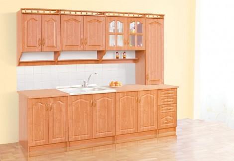 Кухня Корона с пеналом 2,0 м Світ Меблів