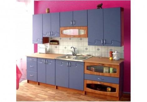 Комплект кухни Импульс 2.6 Світ Меблів