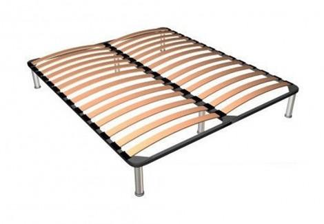 Металлический каркас к кровати 1400х2000 б/ножек Світ Меблів
