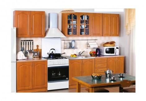 Комплект кухни Оля 2.6 Мебель-Сервис