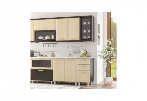 Комплект кухни Тера Плюс 2.0 Мебель-Сервис