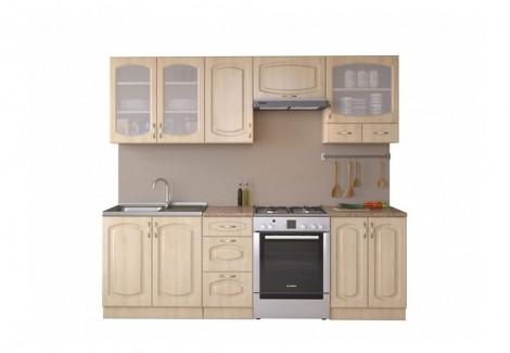 Комплект кухни Паула 2.0 Мебель-Сервис