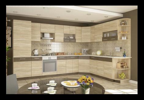 Кухня Грета Мебель-Сервис