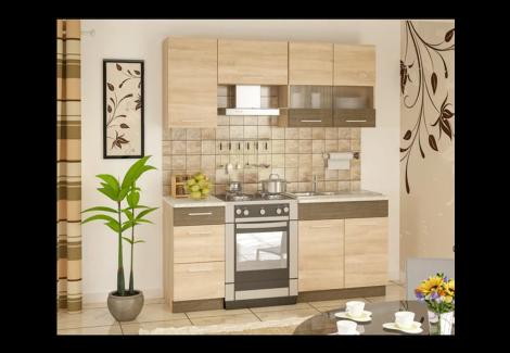 Комплект кухни Грета 2.0 Мебель-Сервис