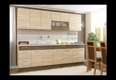 Комплект кухни Грета 2.6 Мебель-Сервис