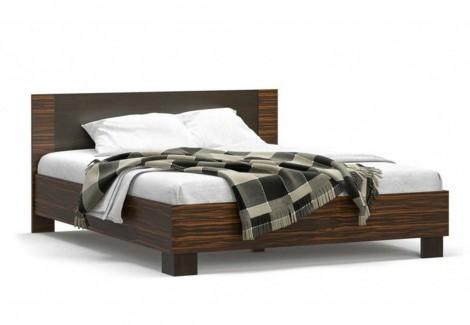 Кровать Вероника 1400 Мебель-Сервис