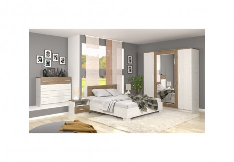 Кровать Маркос 1800 Мебель-Сервис