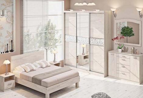 Спальня СП-4503 Эко Комфорт Мебель