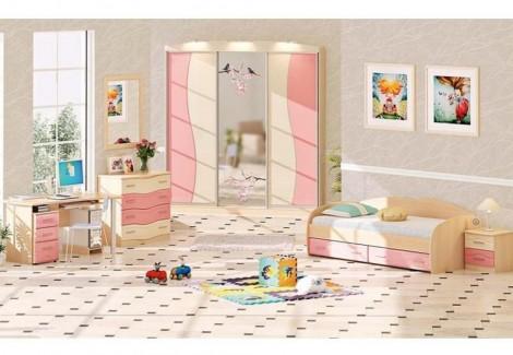 Детская ДЧ-4107 Волна Комфорт Мебель