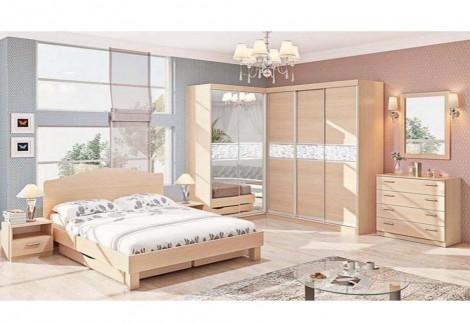 Спальня СП-4506 Эко Комфорт Мебель