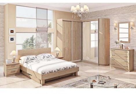 Спальня СП-4510 Софт Комфорт Мебель
