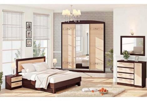 Спальня СП-4511 Софт Комфорт Мебель