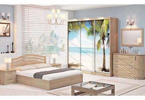 Спальня СП-4515 Софт Комфорт Мебель