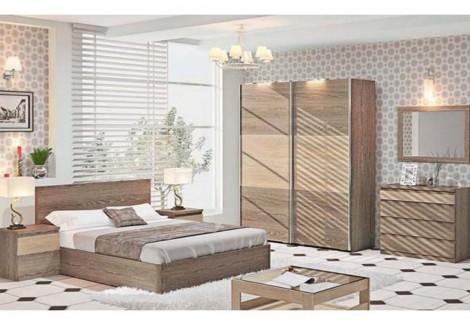 Спальня СП-4518 Европейская Комфорт Мебель