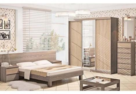 Спальня СП-4520 Европейская Комфорт Мебель