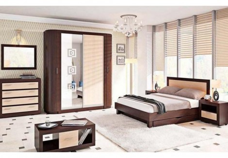 Спальня СП-4524 Марко Комфорт Мебель