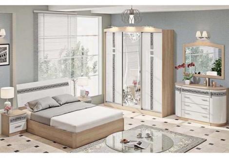 Спальня СП-4525 Хай-тек Комфорт Мебель