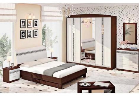 Спальня СП-4526 Хай-тек Комфорт Мебель