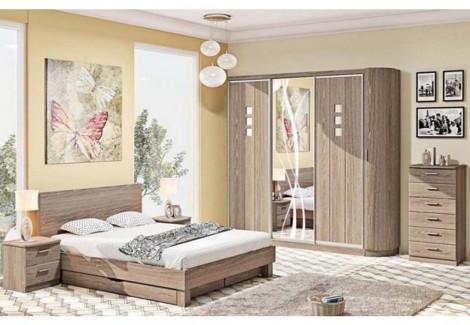 Спальня СП-4531 Хай-тек Комфорт Мебель