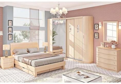 Спальня СП-4535 Хай-тек Комфорт Мебель