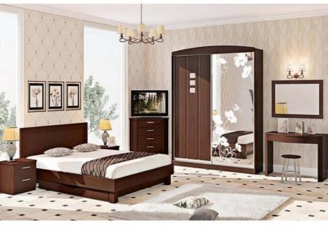 Спальня СП-4536 Хай-тек Комфорт Мебель