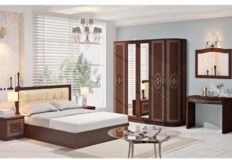 Спальня СП-4544 Инкрустация Комфорт Мебель