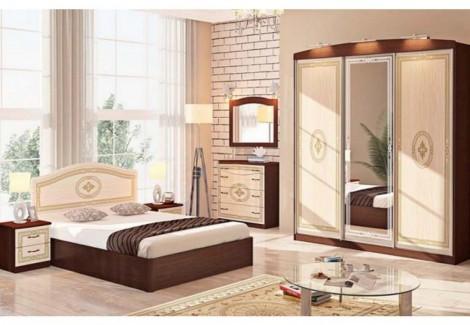 Спальня СП-4546 Инкрустация Комфорт Мебель