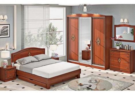 Спальня СП-4548 Инкрустация Комфорт Мебель