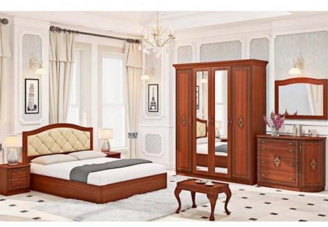 Спальня СП-4549 Инкрустация Комфорт Мебель