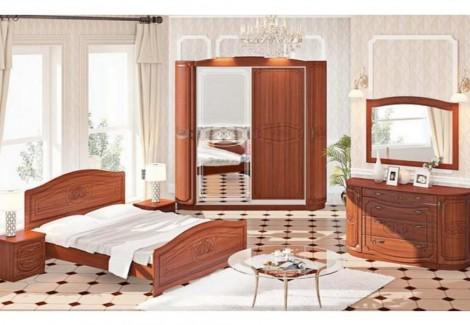 Спальня СП-4553 Классика Комфорт Мебель