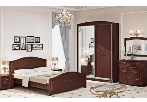 Спальня СП-4554 Классика Комфорт Мебель