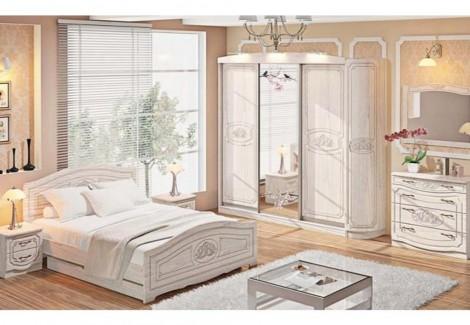 Спальня СП-4555 Классика Комфорт Мебель