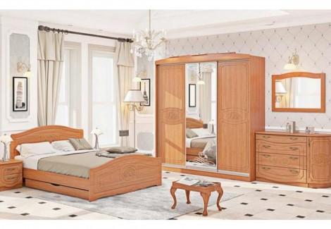 Спальня СП-4557 Классика Комфорт Мебель