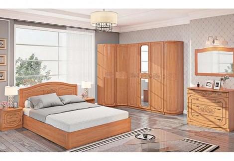 Спальня СП-4558 Классика Комфорт Мебель