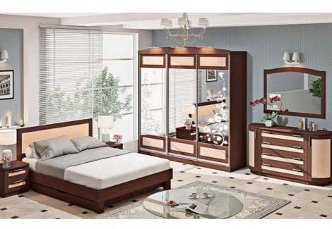 Спальня СП-4559 Престиж Комфорт Мебель
