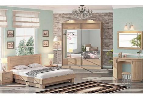 Спальня СП-4560 Престиж Комфорт Мебель