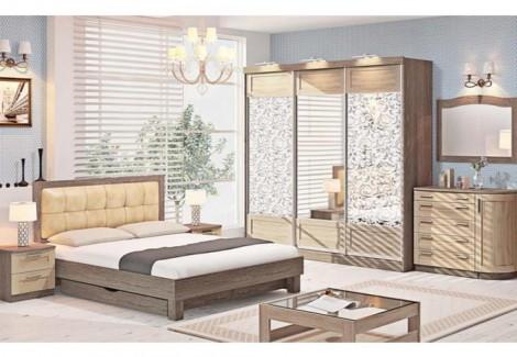 Спальня СП-4562 Престиж Комфорт Мебель