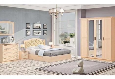 Спальня СП-4565 Престиж Комфорт Мебель