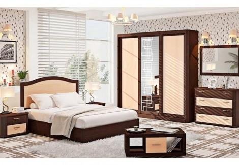 Спальня СП-4567 Де Люкс Комфорт Мебель